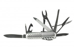 Army Knife Multitool